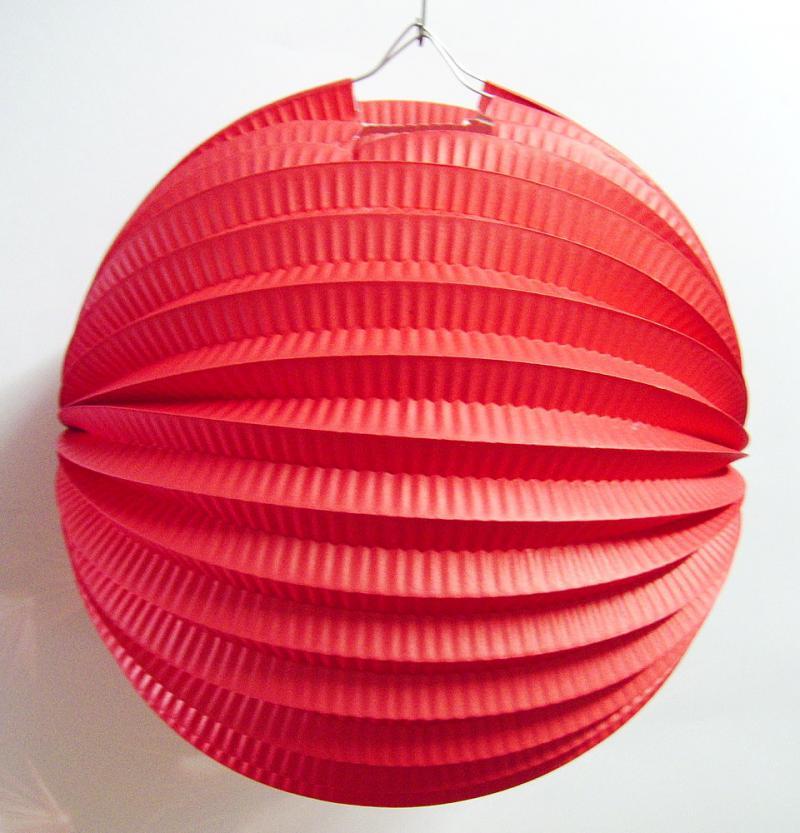Lampion rot