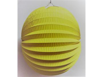 Lampion gelb