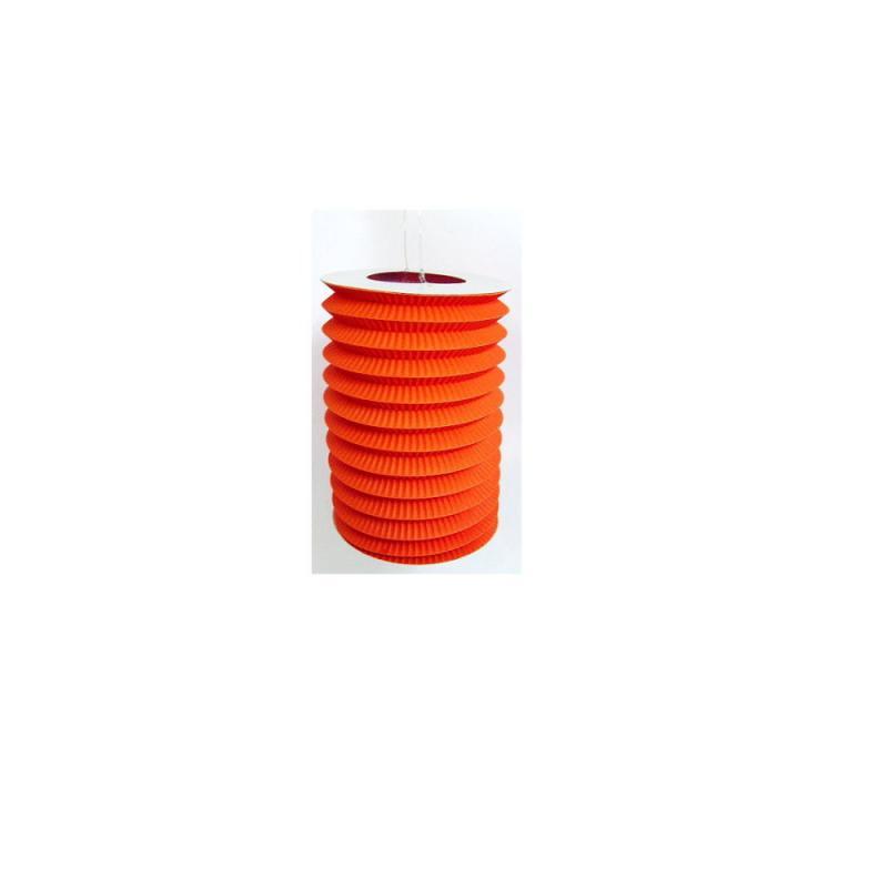 Zuglaterne orange