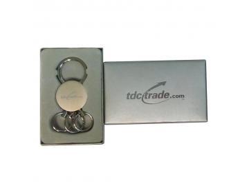 tdc-Schlüsselanhänger