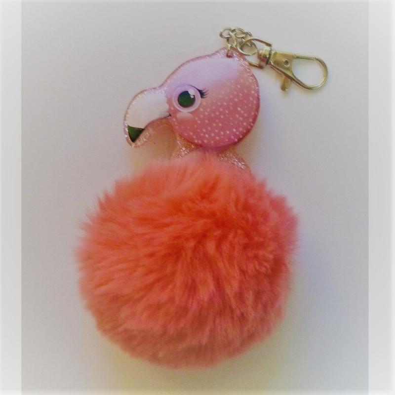 Flamingo-Anhänger
