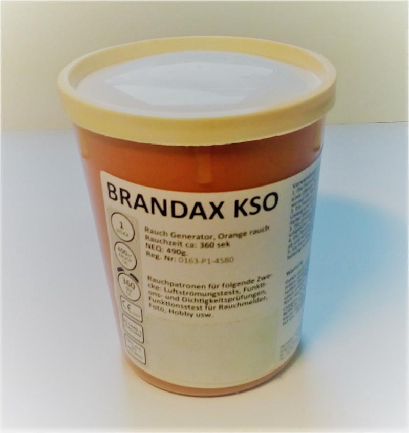 Raucherzeuger AX 430 orange