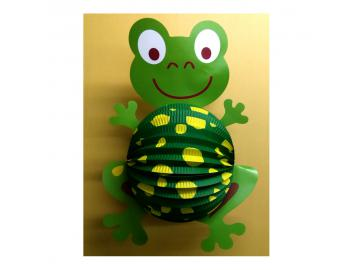Frosch-Laterne