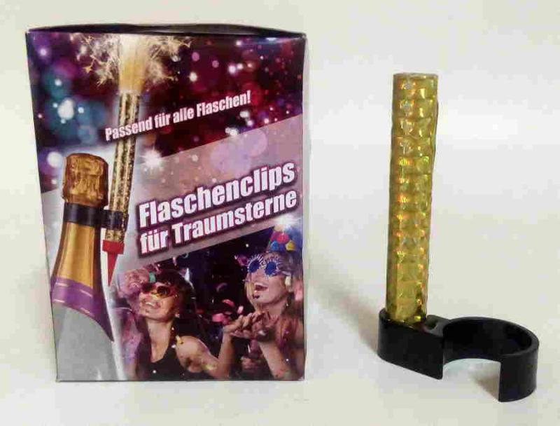 Flaschenclip