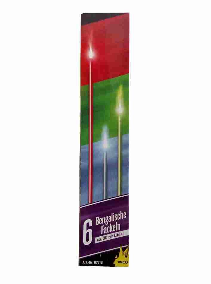bengalische Fackeln, 30cm